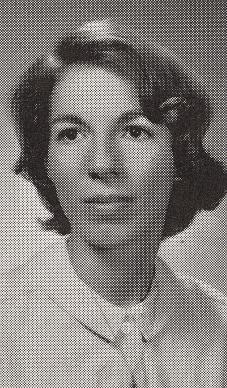 Betsy in 1964