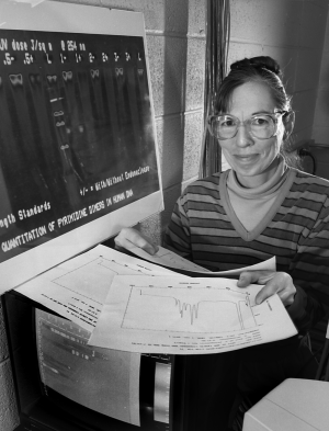 Betsy with data from the first version of IMAGESystem